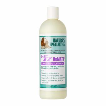 SUPER EZ DeMATT® CONDITIONER FOR DOGS & CATS 16OZ