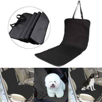 Harga Waterproof Oxford Pet Dog Cat Car Front Seat Cover Protector Mat Blanket Travel - intl
