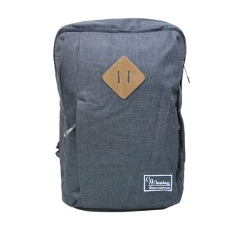 Harga Winning Cydonia Slim Premium Laptop Backpack (Dark Grey)