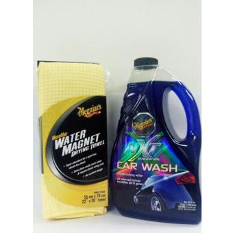 Harga Meguiar's NXT Car Wash & Water Magnet Towel