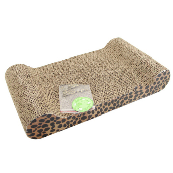 Harga new Y217 Pet Cat Dog Cat Scratch Bed Scratching Board Protect Cat Paw Furniture Cat Litter Catnip