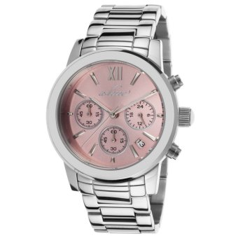 A_line Women Watches Sophi Chic Chronograph Silver-Tone AL-80597-105