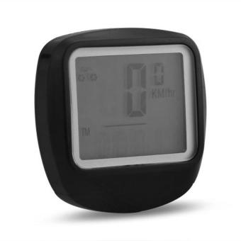 Harga Generic Cycling Bike Distance Speed Meter LCD Display (EXPORT)