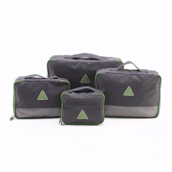 Harga Travel pounch/4-Pc in 1 set Travel Bag
