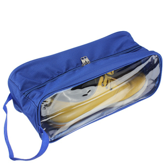 Asstorted Colors Waterproof Portable Shoe Bag Multi-purpose Travel Storage Case
