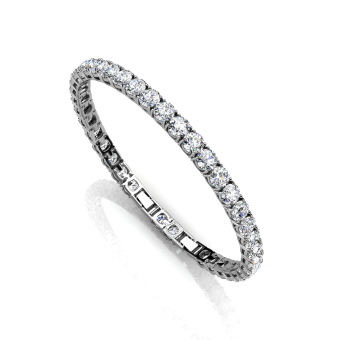 Harga Crystal Tennis Bracelet - Crystals from Swarovski®
