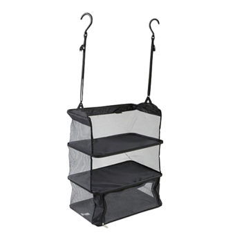 As Seen On TV~ Shelves-To-Go Packable Suitcase Shelves - intl