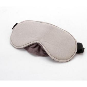 Harga Travel Blue Luxury Eye Mask