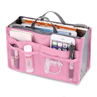 Harga PAlight Cosmetic Pouch Organizer Storage bag (Pink)