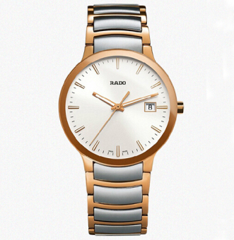 Harga RADO crystal extraction series 38mm quartz men's watch R30554103