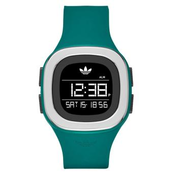 Harga Adidas Watch Digital Casual Green Stainless-Steel Case Rubber Unisex Other NWT + Warranty ADH3110