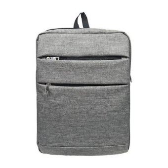 Harga Backpack D2 Gray | Bags | Stylish | Practical