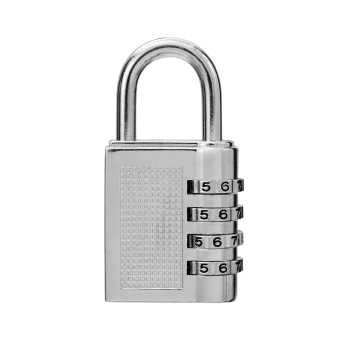 Harga Four locks tamper can change the password