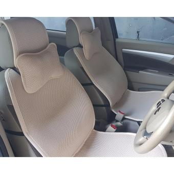 Harga Cars Seat Cushion Cover Breathable & Anti Heat (CoolTech)