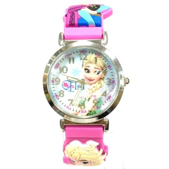Harga Disney's Frozen Kids Watch Anna and Elsa - #86865