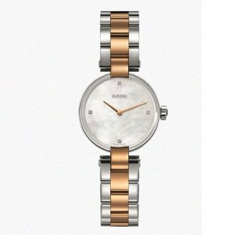 Harga RADO crystal extraction series 27mm quartz Ladies Watch R22854913