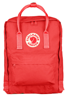 Fjallraven Kanken Classic Backpack (Peach)