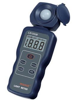 Harga SAMPO LX1332B Digital LUX Meter Light Meter LX-1332B. (intl)