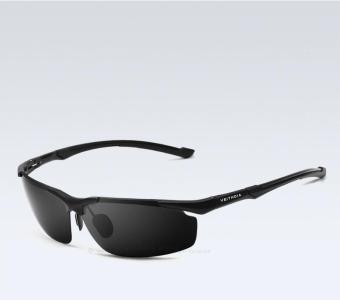 Harga VEITHDIA Aluminum Magnesium Men's Sun Glasses Polarized Sports Driving Sun Glasses oculos Male Eyewear Sunglasses For Men 6592