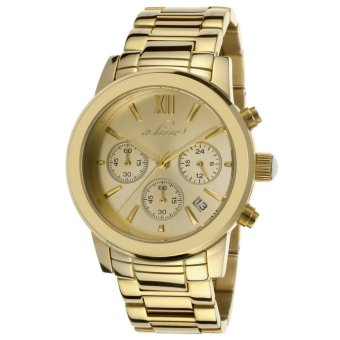 A_line Women Watches Sophi Chic Chronograph Gold-Tone AL-80597-YG-10
