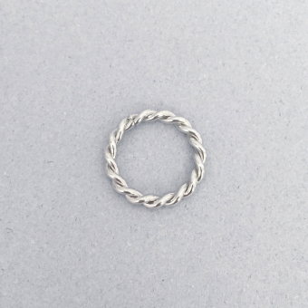 Harga Wbw ring hm cos style other stories style very simple ring 16mm joint ring