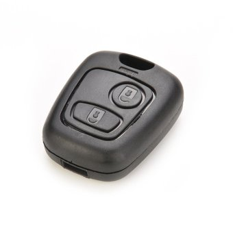 Key Case For Peugeot 106 107 206 207 307 406 407 - intl