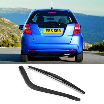 Rear Wiper Arm & Blade Fit Honda Jazz 2011 2012 2013 2014 2015 2016 - intl
