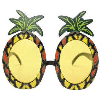 Harga Pineapple Sunglasses Glasses For Hawaiian Beach Party Fancy Dress Costume