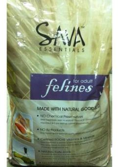 Harga Sava Essentials for Adult Felines 9kg