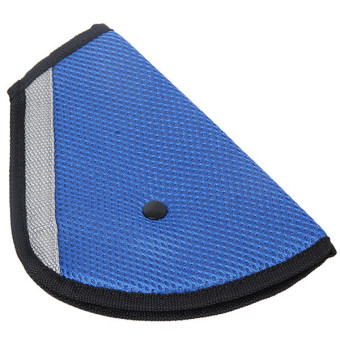 Harga Hang-Qiao Safety Seat Belt Holder (Blue)