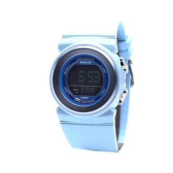 Harga Casio Watch Baby-G Blue Resin Case Resin Strap Ladies NWT + Warranty BGD-100-2D