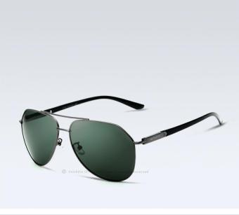 Harga VEITHDIA Brand Fashion Unisex Sun Glasses Polarized Color Coating Mirror Driving Sunglasses Male Eyewear For Men/Women 2732