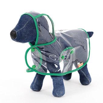 Harga Dog raincoat (XL) (Intl) - intl