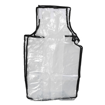 "Harga New 20-28'' PVC Waterproof Dustproof Transparent Protective Suitcase Cover Case 28"" - Intl"