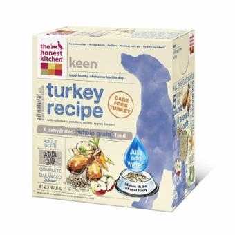 Harga The Honest Kitchen Keen Turkey Recipe Dry Dog Food, 10lb