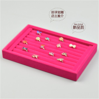 Jewelry jewelry tray Ring Plate