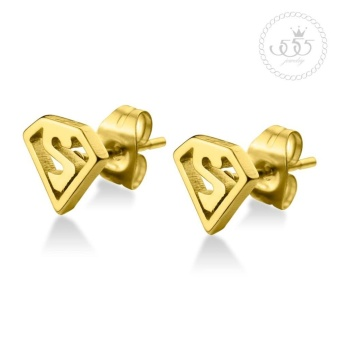 Harga Monera Design Stylish Stainless Steel 316L Earrings For Women -intl