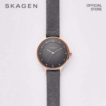 Harga Skagen Anita Gray Stainless Steel Watch
