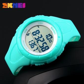 SKMEI Watch Digital Sport Watch Kid Chrono Alarm Fashion LED Ladies Wrist Watches Waterproof Wristwatch Chronograph