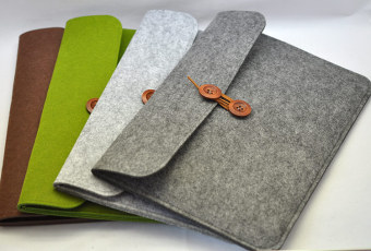 Surface pro3/pro4 wool-felt Apple laptop case huan chong bao