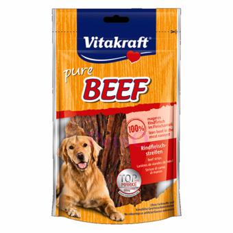 Vitakraft Beef Strips 80g Buy 1 Free 1