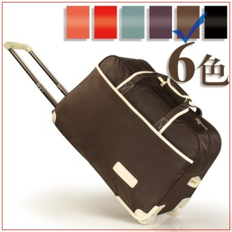 Harga Waterproof portable trolley bag