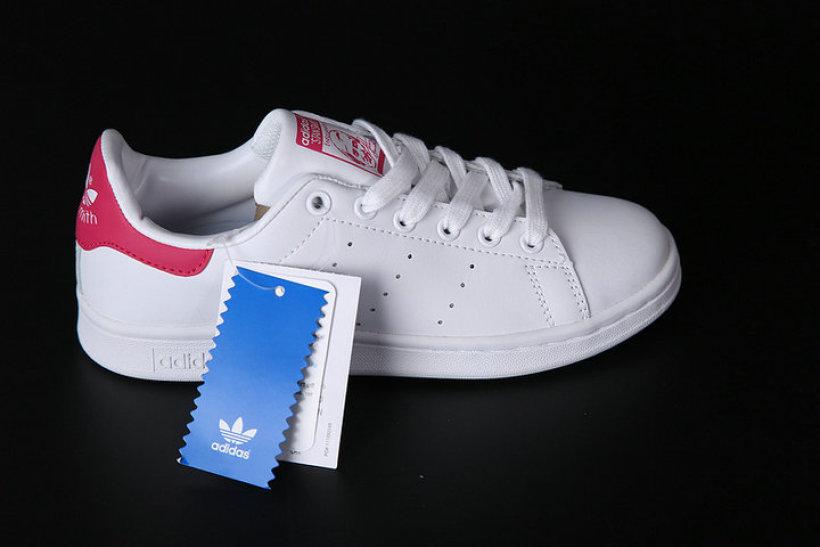 Adidasˉ Smith Clover Classic Sneakers Casual Sneakers 2020 Sản phẩm mới Điểm thời trang Hot Cá tính Nữ Giày thường Retro Tất cả các món quà phù hợp Trang web chính thức Giày hợp thời trang Giày thể thao thoải mái Hot giá rẻ