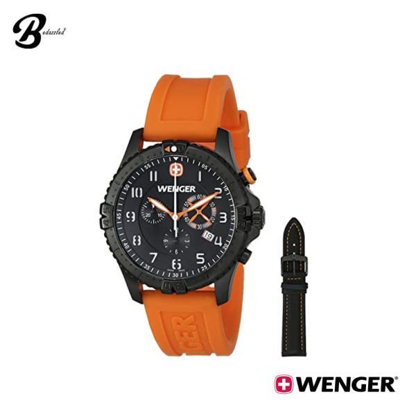Wenger Squadron Swiss  Made 60758 Malaysia