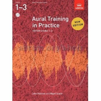 ABRSM Aural Training in Practice Grade 1-3