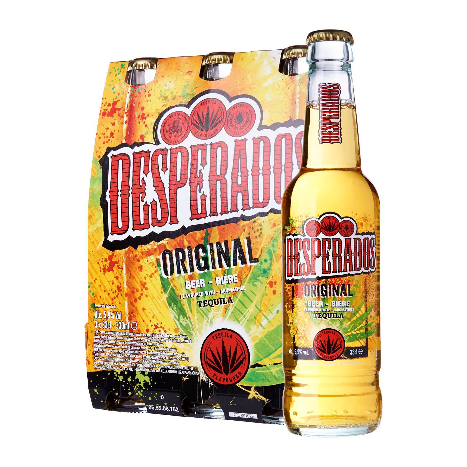 Desperados Beer Tequila Flavor Lazada Singapore
