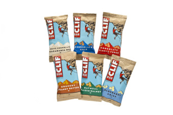 Clif Bar Energy Bar Assorted 24 Pack With Free Gift