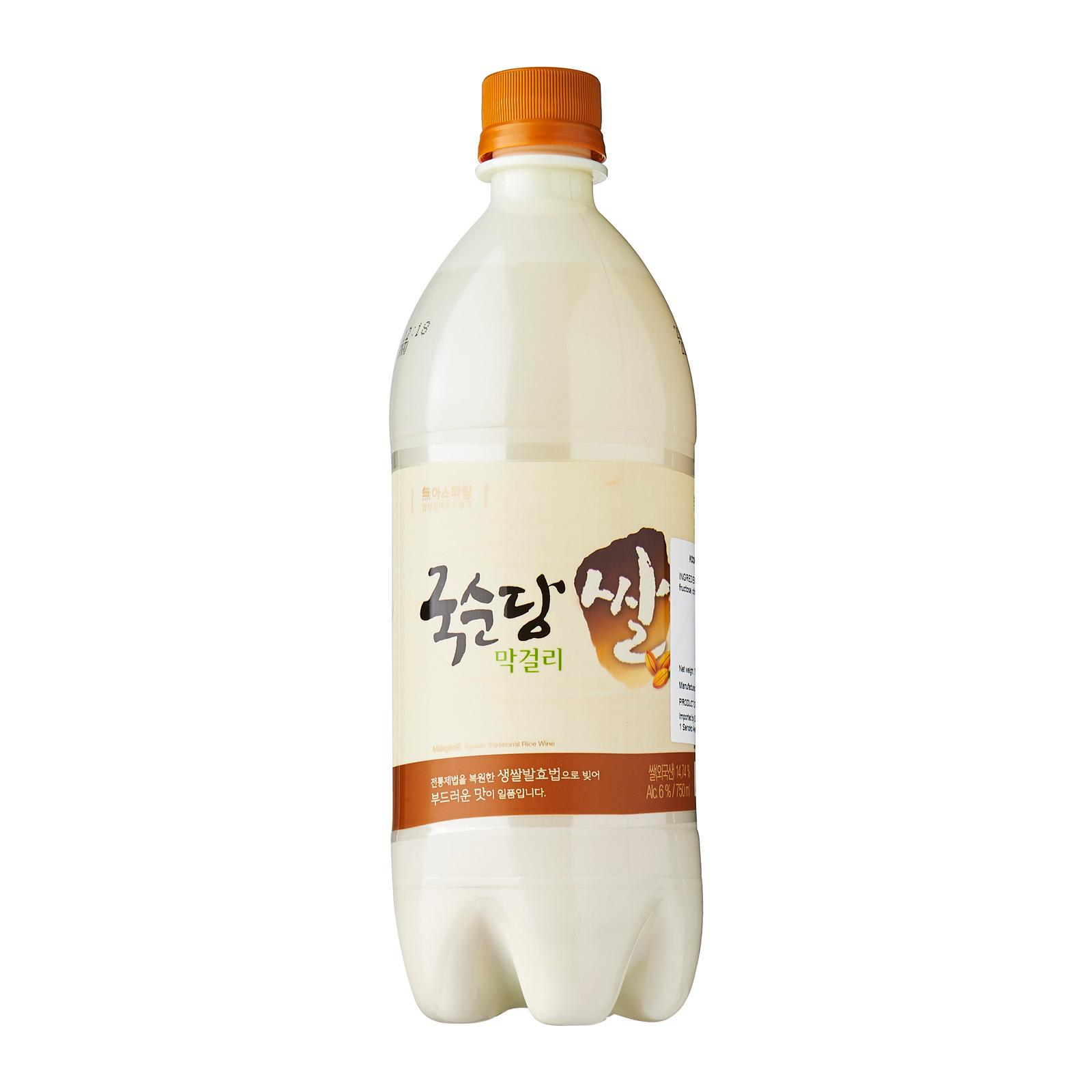 Kooksoondang Korean Rice Wine Makkoli Original Lazada Singapore