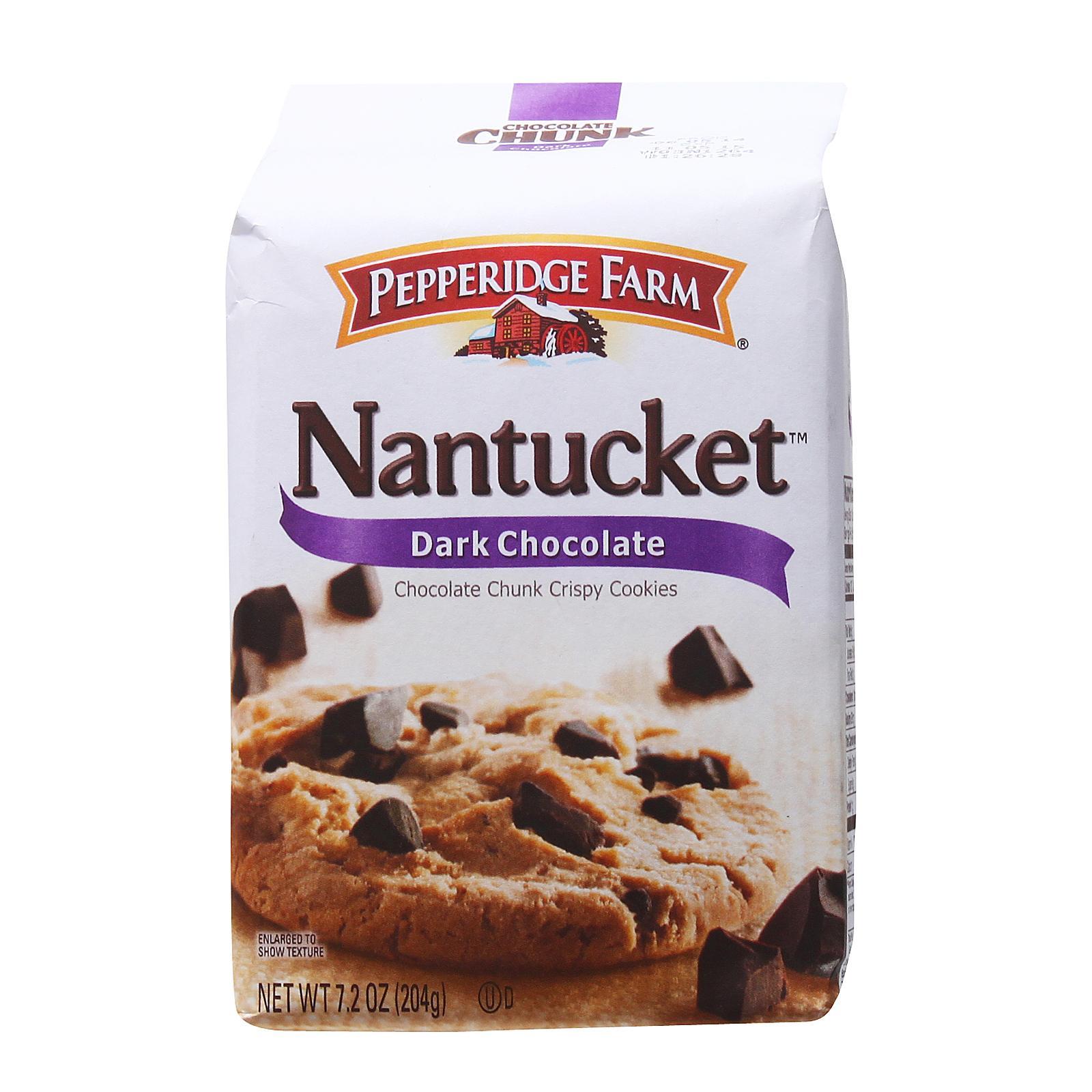 Pepperidge Farm Nantucket Dark Choc Chips American Cookies Lazada Singapore