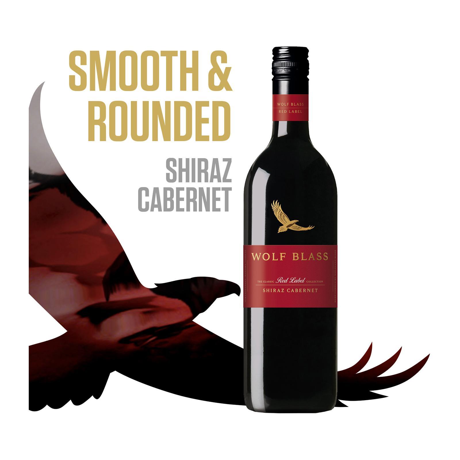 Wolf Blass Red Label Shiraz Cabernet Sauvignon Lcbo